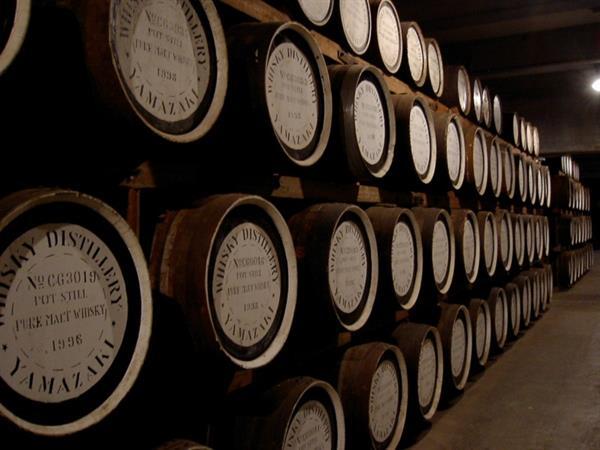 Yamazaki Distillery Tour and Tastings