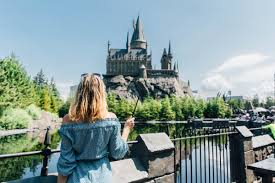 Harry Potter World at Universal Studios