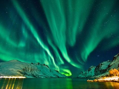 Northern Lights (Mike's Bucket #1)