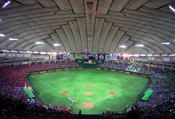 Tokyo: Baseball Game Experience