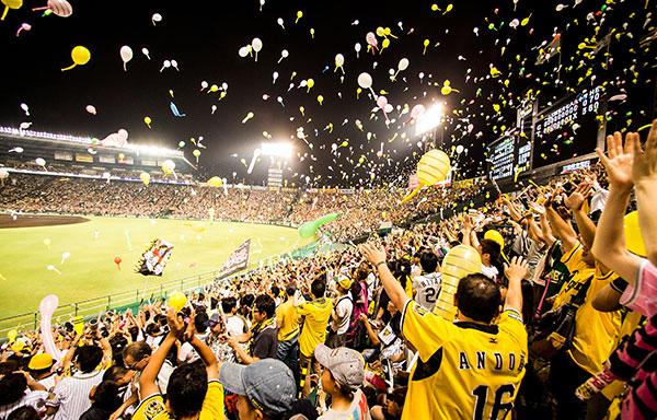 Osaka: Hanshin Tigers Baseball Game
