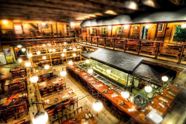 Tokyo: Dinner at Gonpachi Nishi-Azabu