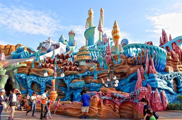 Tokyo: One Day at Tokyo DisneySea