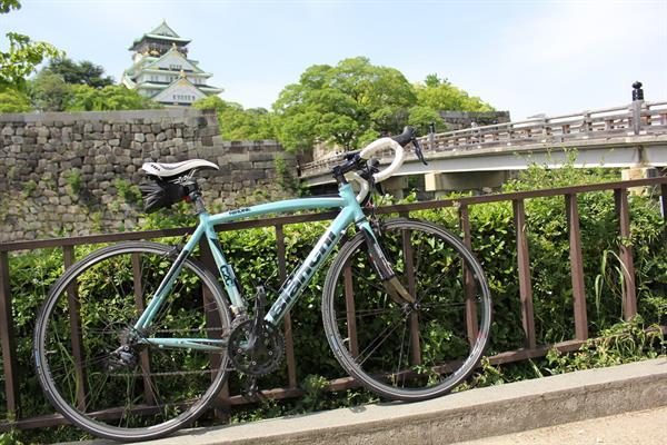 Osaka: Bicycle Rental
