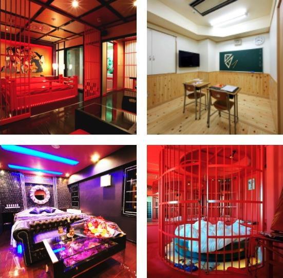 1 Night at a Love Hotel