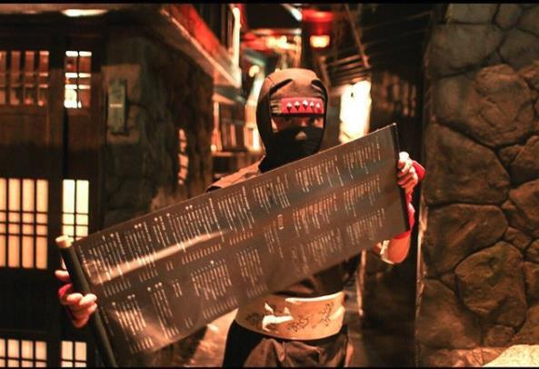 Tokyo: Ninjas Will Serve You