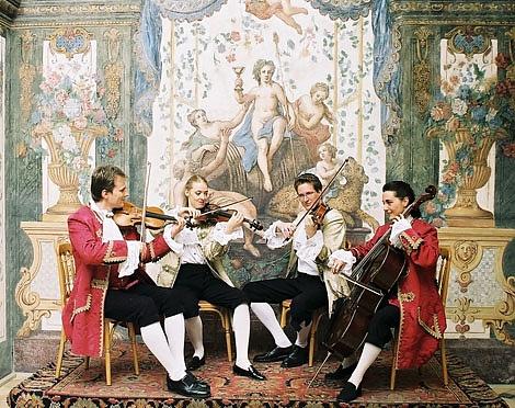 Concert in Mozarthaus
