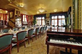 Dinner and Mozart at Cafe Mozart