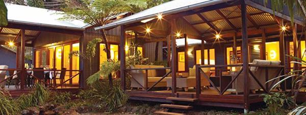 One night's accomodation as Spicers Tamarind Retreat - Sunshine Coast Hinterland