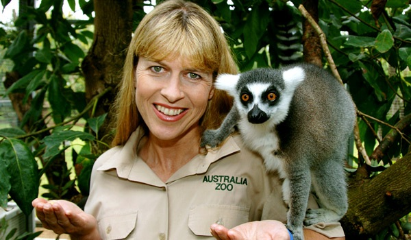 Australia Zoo - personal encounter with Lemurs