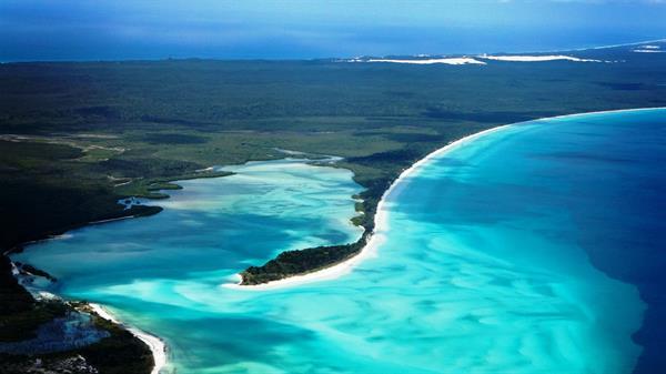Day tour to Fraser Island