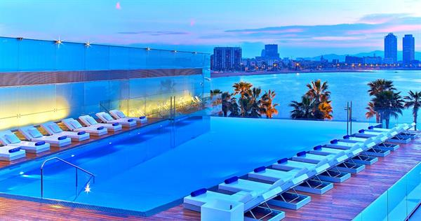 Barcelona Hotel with a view!