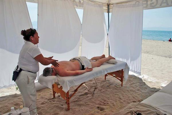 Massages in Mexico