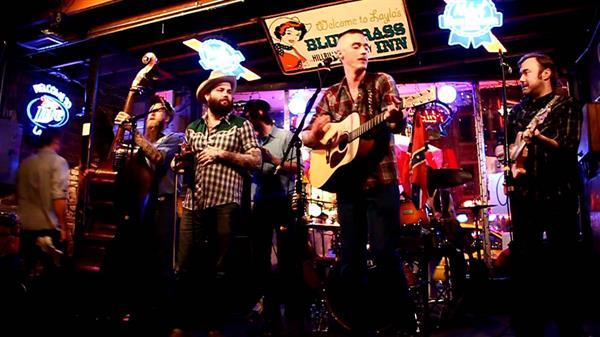 Live music in Nashville