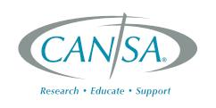Donation to CANSA