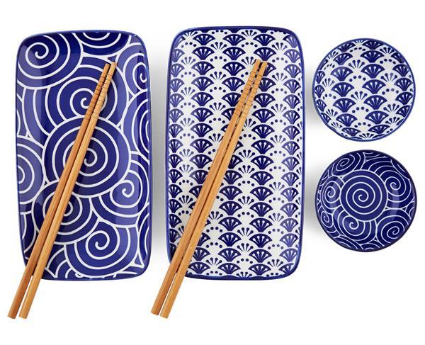 Sushi Plate Set