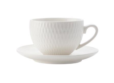 Maxwell & Williams Tea Cup & Saucer