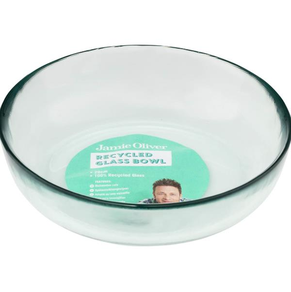 Jamie Oliver Recycled Glass Serving Bowl