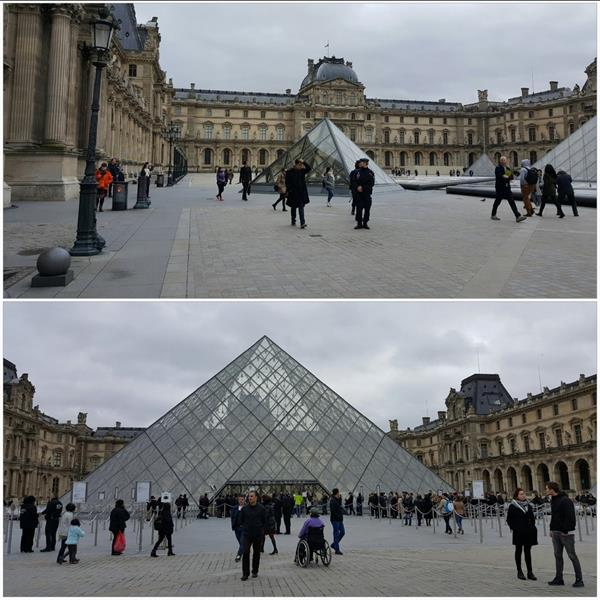 Tickets to the Lourve