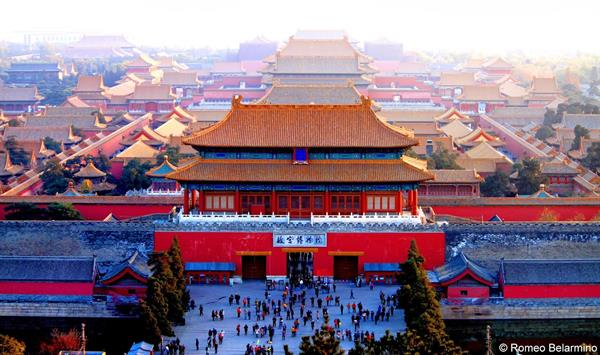 Forbidden City Guided Tour