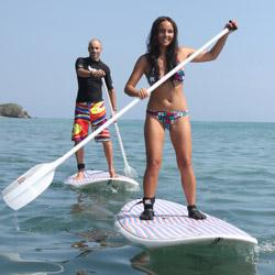 Stand up Paddle Board Hire for 2