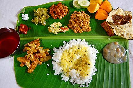 Food and beverages in Sri Lanka