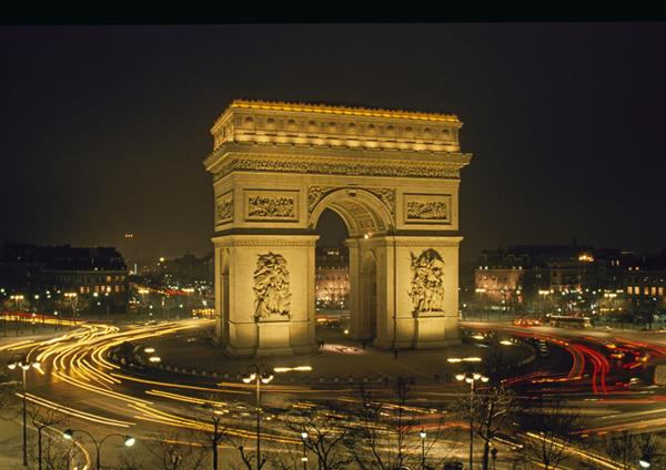Arc de Triomphe Visit & Lunch