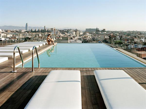 Accommodation in Barcelona