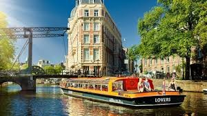 Canal Cruise with Van Gogh Museum and Rijksmuseum in Amsterdam