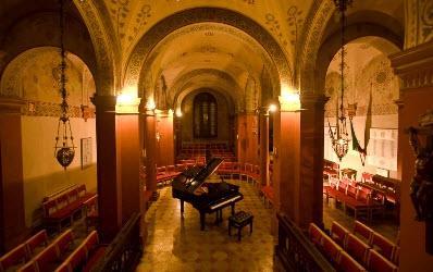 Opera at St Mark's Church