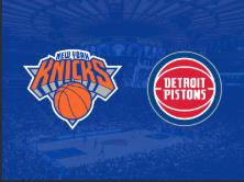 2 Tickets to the New York Knicks Basketball game