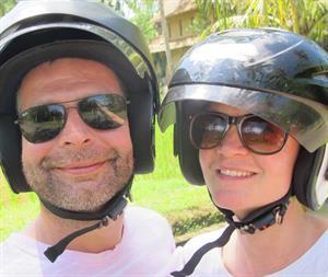 Trev & Bec - Honeymoon registry