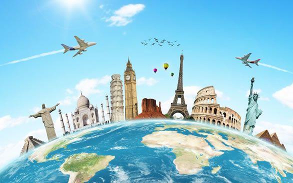 Flights Around the World