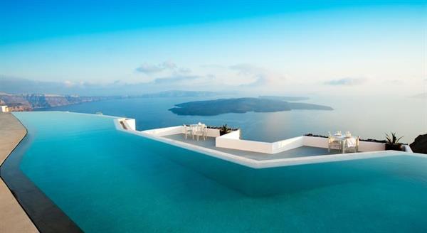 Santorini Accommodation, Greece