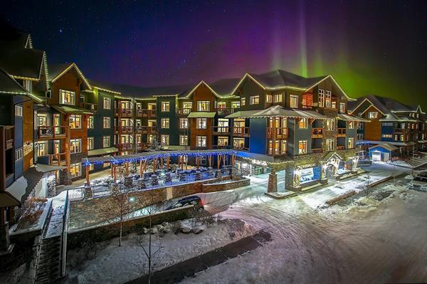 Accommodation in Canmore