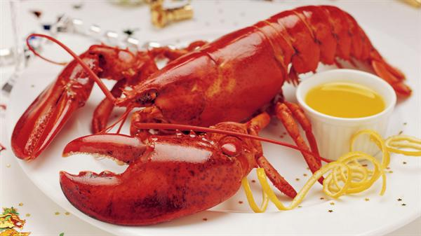New England Lobster Dinner