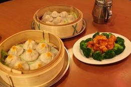 Yum Cha at Joe's Shanghai in New York