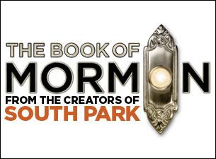 Tickets to 'The Book of Mormon' Musical on Broadway