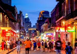 Harry and Lynne's Crawfish, Beignet & Blues Tour - Honeymoon registry USA: New Orleans and West Coast Road Trip