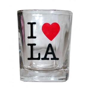 LA Shot Glass