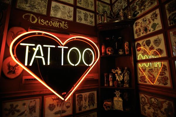Tattoos in the Bay Area