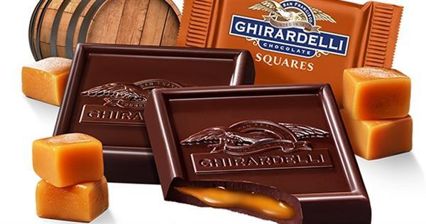 Chocolate from Ghirardelli Chocolate Company