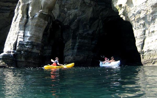 La Jolla Cave Kayak Tour