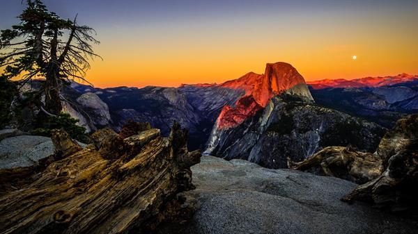 Yosemite Full Day Tour
