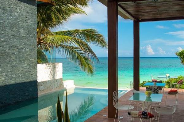 A nights luxury accommodation in Tulum