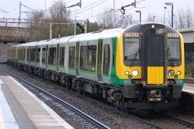 London to Windsor train