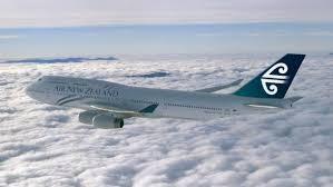 Hayley's Return flight to the UK