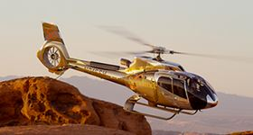 Grand Canyon Helicopter Tour with Champagne Breakfast