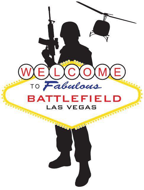 Shooting Experience a Battlefield Las Vegas