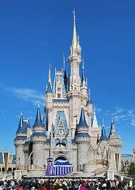 Entry Tickets to Disneyworld